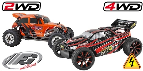 Electric 2WD & 4WD