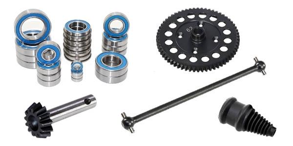 BWS 5B Drive parts