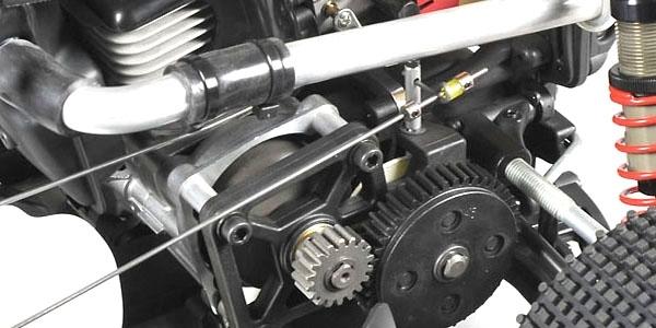 Engine-Drive Train