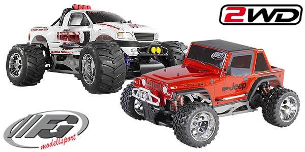 Trucks 2WD