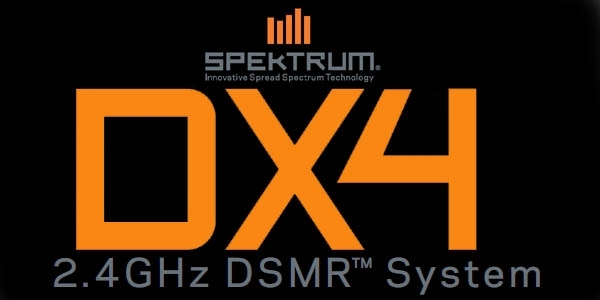 Spektrum DX4