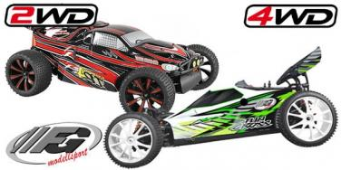 Truggy & Fun Cross