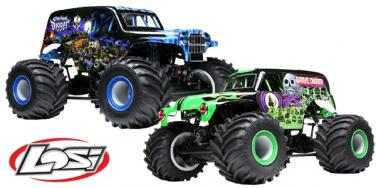 Solid Axle Monster Truck