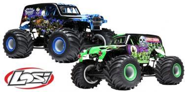 LOSI Monster Truck 1/8