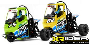 X-Rider Parts