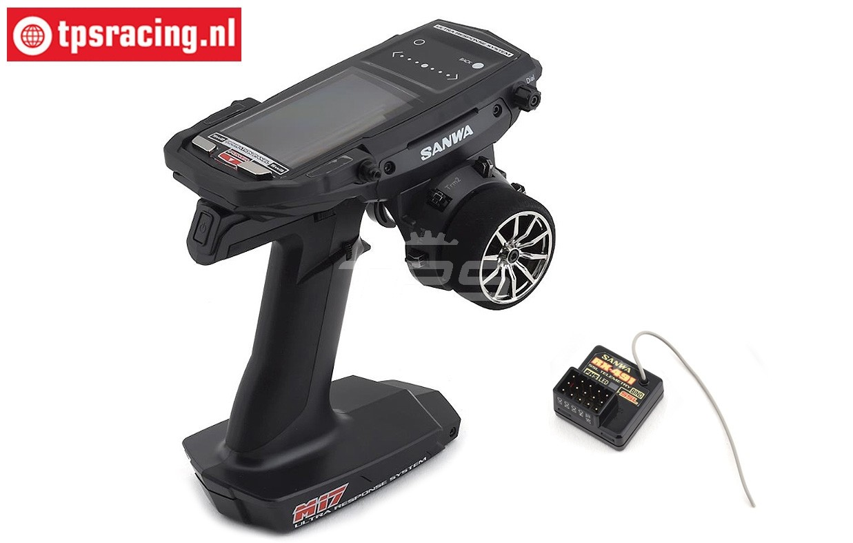 Sanwa M17? RC Car Specialist: TPS Racing!