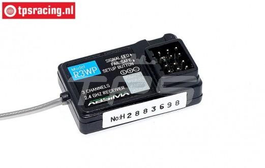ABSR3WP Absima R3WP Mini Receiver, 1 pc.