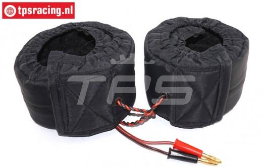 TPS0428/05 1/5 Scale Tire warmers 12 Volt, 2 pcs.