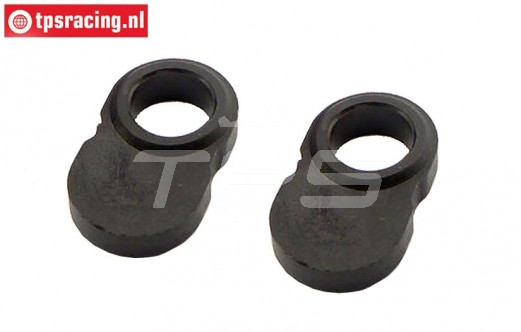 FG66223 Tensioner bearing carrier rear 4WD, 2 pcs.
