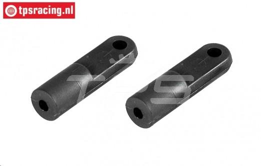 FG66291/05 Lower shock retaining L36 mm, 2 pcs.