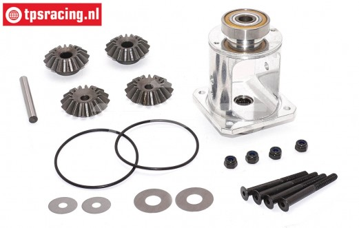 FG68405 Differential alloy 4WD, Set
