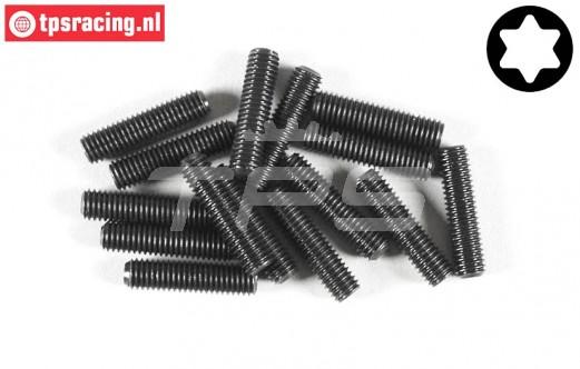 FG6928/20 Torx Grub screw M3-L20 mm, 15 pcs.