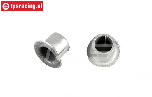 FG7041/05 Steel brake axle bushing, 2 pcs