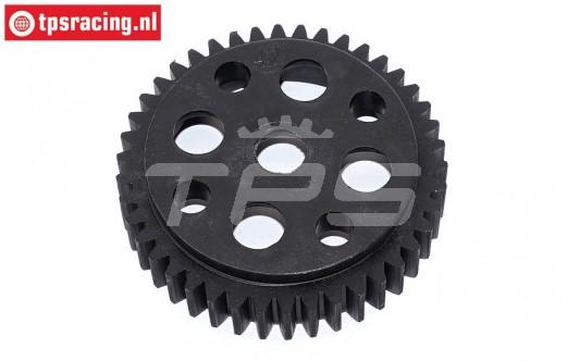 FG7052 Plastic gear 42T wide, (Ø52-B12 mm), 1 St.