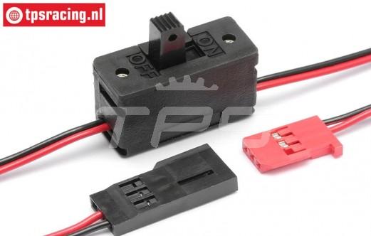 HPI80582 Receiver switch HPI, 1 st.