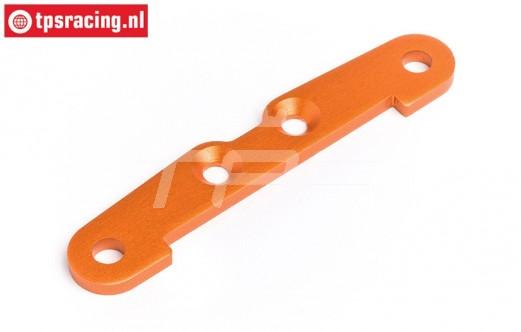 HPI87479 Rear lower Brace A, Orange, 1 pc.