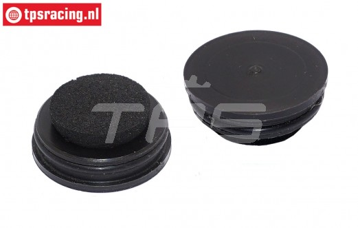 TPS2855/08 Tuning Shock Volume Compensation LOSI-BWS, Set