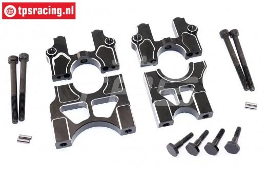 TPS7050 Aluminum Divisible differential mounts BWS-LOSI, Set