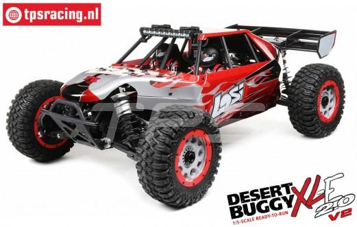 LOS05020T2V2 LOSI DBXL- E 2.0 V2 LOSI 4WD SMART RTR