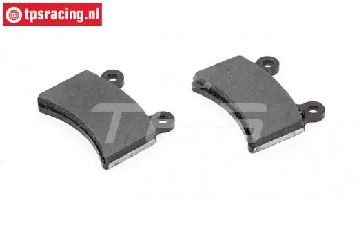 M3000/152 Mecatech Expert Brake Lining, 2 pcs.