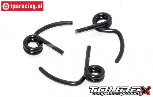 TXLS618 Tourex Big Speed spring 2,2 mm, 3 pcs.