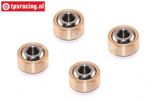 TPS4466/04 Heavy Duty Ball Joint, 4 pcs.
