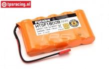 P-HT5F/1800B Transmitter battery 1800 mAh, 6,0V, 1 pc