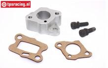 BWS50015 CNC aluminum insulator 32-38 cc, Set