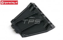 BWS51015 Front Skid plate BWS-LOSI, 1 pc