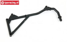BWS51062 Roll cage part left front A BWS-LOSI, 1 pc