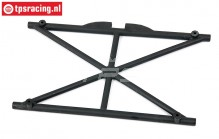BWS51066 Roll cage part center top BWS-LOSI, 1 pc