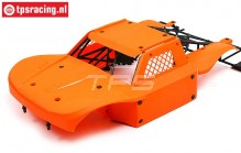 BWS59002/01 Body Elasto-Flex Orange BWS-LOSI, Set