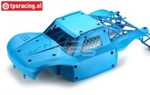BWS59002/03 Body Elasto-Flex Bleu BWS-LOSI, Set