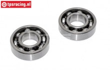 TPS0311/50 Tuning Crank case Bearing, 2 st.