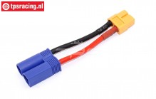 TPS3018 Adapter cable EC5 male-XT60 female, 1 pc.