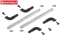 FG12067 Side protection Jeep Truck, Set