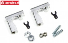 FG4474 Aluminium wishbone rear upper 2WD, Set