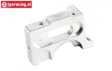 FG4476/01 Aluminium Differential mount left upper, 1 pc