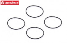 FG4493/10 Shock O-ring Ø16 mm, 4 pcs.