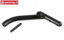 FG6033/02 Roll cage part Beetle 4WD, 1 pc.