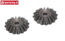 FG6067/02 Reinforced differential bevel gear B, 2 pcs