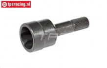 FG6069/02 Differentieal axle Ball-drive, 1 pc.