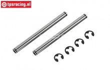 FG6073/05 Wishbone pin hardened Ø6-L63 mm, 2 pcs
