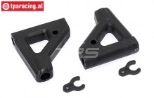 FG6074/02 Plastic Rear upper wishbone 2WD, Set