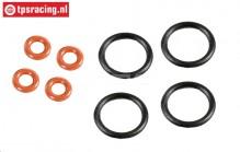 FG6093 Shock O-ring, Set