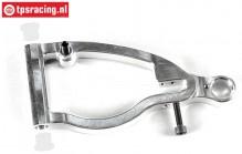 FG6498/02 Aluminium wishbone front 2WD, set