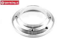 FG66258/06 Alloy centering disk right 4WD, 1 pc