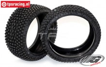 FG67218H Styx Tyres Hard, (Ø130-B65), 2 St.