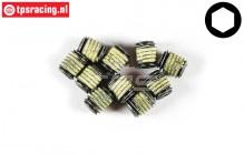 FG6730/51 Grub Screw M5-L5 Loctite, 10 pcs