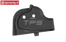 FG68221 Tensioner housing rear right 4WD, 1 pc.